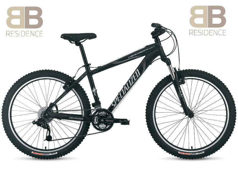 Rent a bike @ BB Residence